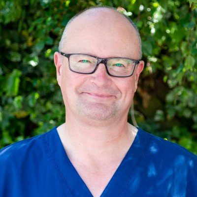 a picture of Gavin Quigley Principal Dentist